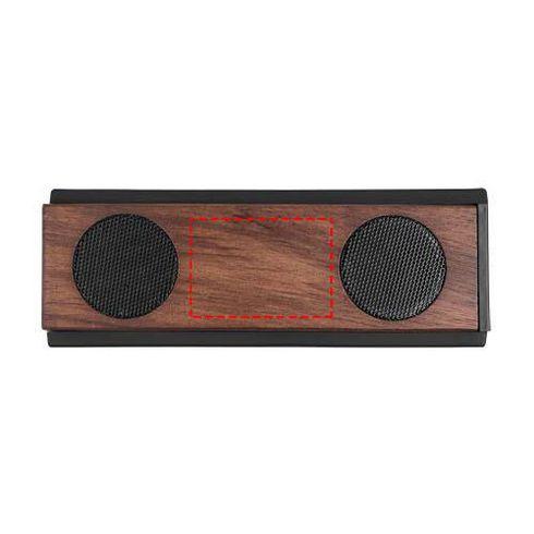 Native Wooden Bluetooth® Lautsprecher