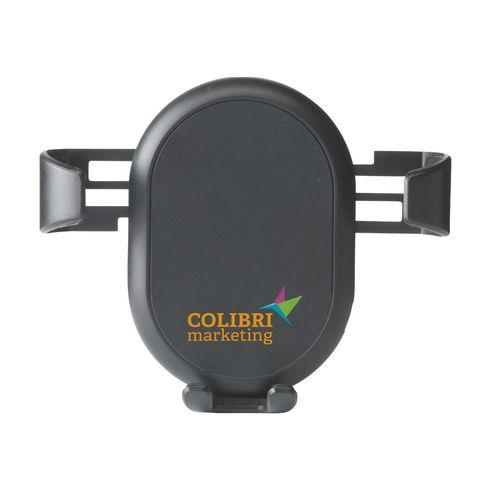 Kabelloser Autolader mit Logo