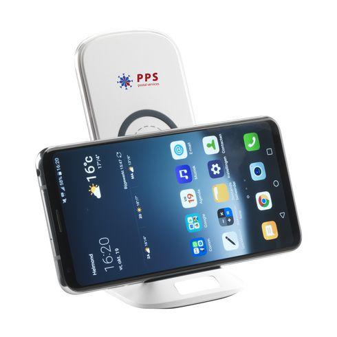Wireless Charger Stand Handyhalterung kabellos aufladen