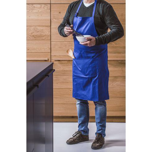 Mit Ihrer Marke versehene Schürze mit Schürzentasche, Cocina