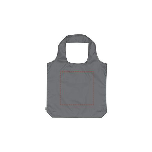 Faltbare Einkaufstasche aus Recyclingmaterial · rPET