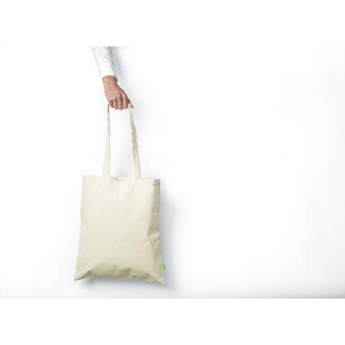 Einkaufstasche aus Bio-Baumwolle · 140g/m²