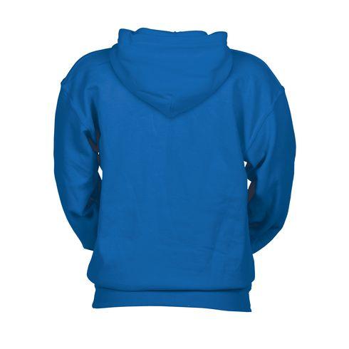 Gildan Heavyblend Hooded Full-Zip Sweater Kinder Jacke