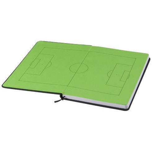 Rowan A5 Fußball Notizbuch