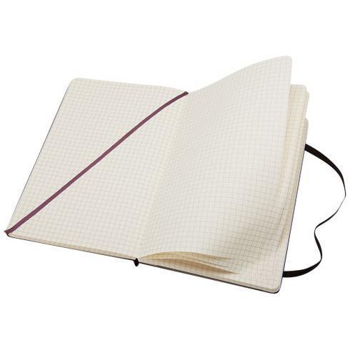 Classic Hardcover Notizbuch L – kariert