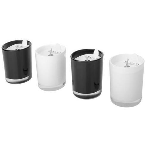 Hills 4-teiliges Kerzen-Set