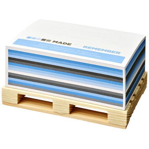 Block-Mate® Pallet 2B Notizblock 120x80