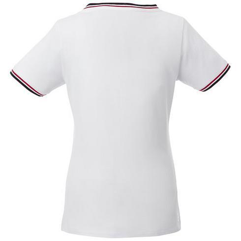 Elbert Piqué Damen T-Shirt